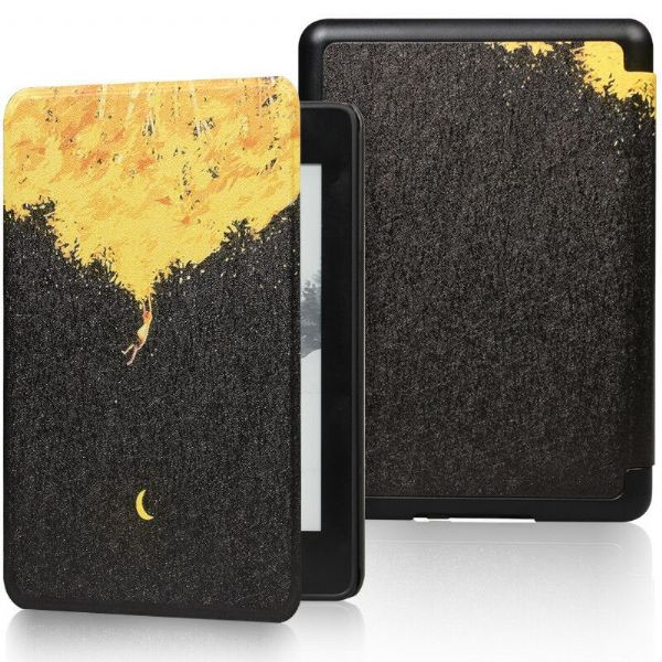 Kindle Paperwhite Art Case Night Adventures